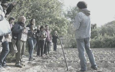 AgroecologiCAM invita a las administraciones a conocer la agroecología madrileña a pie de campo