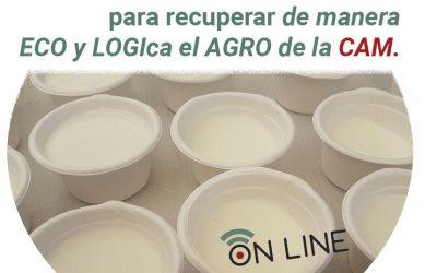 Vuelven las jornadas participativas (online) Repensando de manera ECO y LOGIca el AGRO de la CAM dirigidas al personal de la administración local y regional