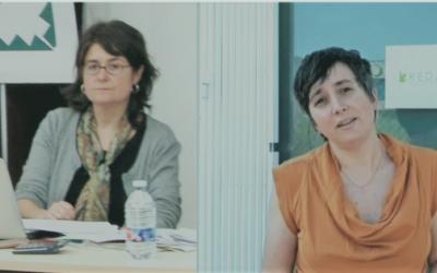 Entrevista a Esther Castrejón Moreno y Ainhoa Moreno Moral