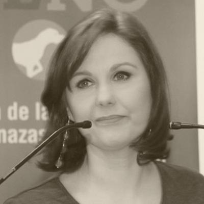 Sandra Suntherland TVE
